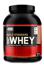 ON 100% Whey Gold Standard 5lb 2270 гр.