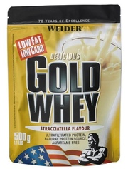 Weider Gold Whey пакет 500 гр